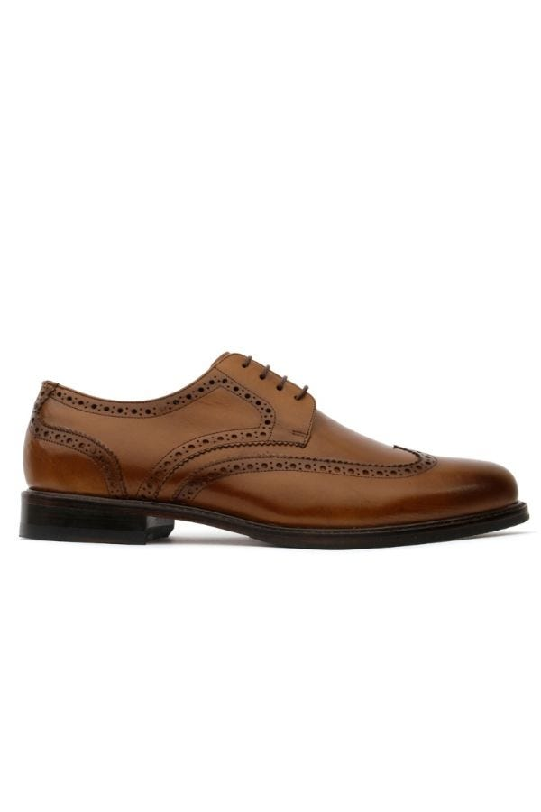 Casual Derby Full Brogue