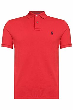 Camisa Polo Basic Mesh Costum Fit
